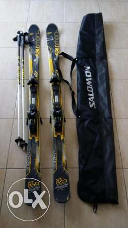 Salomon Enduro XT850 Skis for Sale