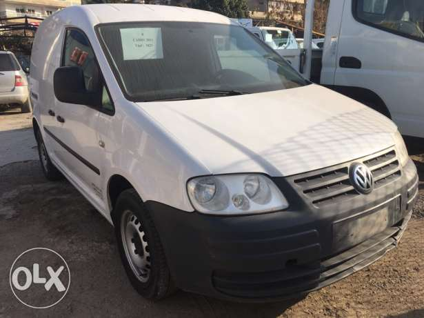 Volkswagen Caddy 2011