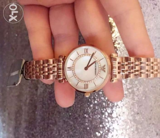 Original Emporio Armani jewelery fancy watch