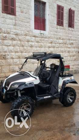 UTV 800cc, ODES by CAN-AM, (2015), a superb machine.