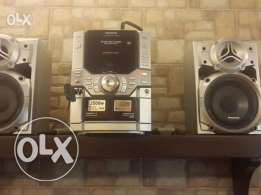 Stereo 2500w