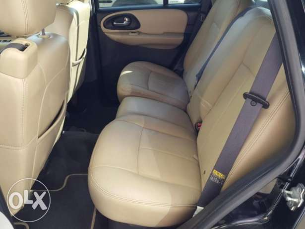 Trail Blazer LTZ-2005-Black-Beige Leather-Sunroof-0 Accidents-1 Owner أشرفية -  7