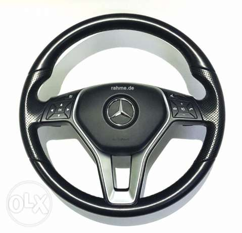Mercedes Steering Wheel For CLS W218,A-Class Coupe W117CLA ديريكسيون