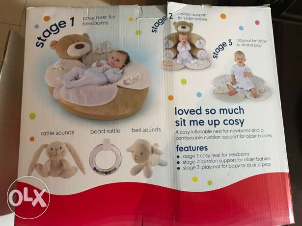 sit me up cosy - mothercare