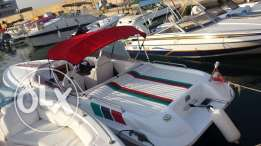 boat for sale tullio abbate marine diesel volvo engine speedboat