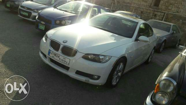bmw 328 clean car coupe one owner الشياح -  2