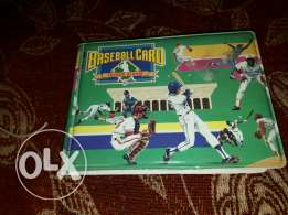 Album sport card 1980s 1990s full