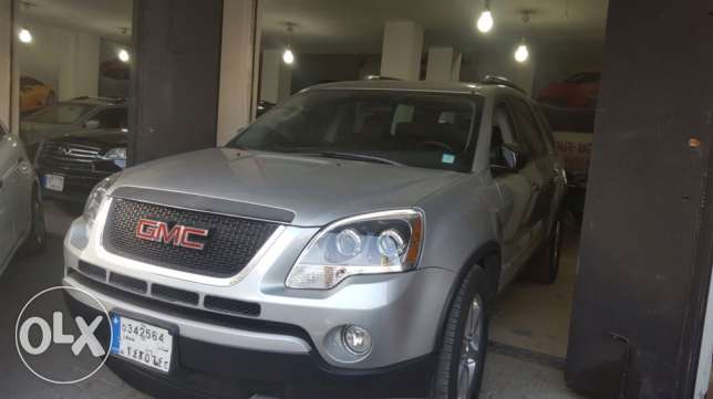 GMC Acadia model: 2007 only one owner
