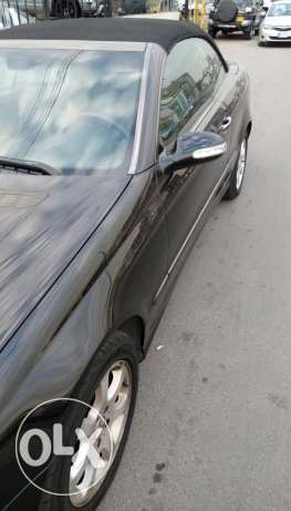 Merecedes clk 320 model 2004 full option 03/843812 ذوق الخراب -  4