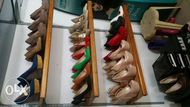 Ladies shoes clearance