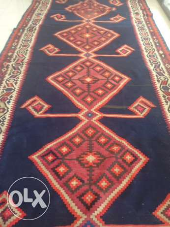 Beautiful kilim carpet برج حمود -  2