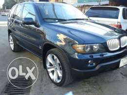BMW x4 model 2006 veryyyy clean