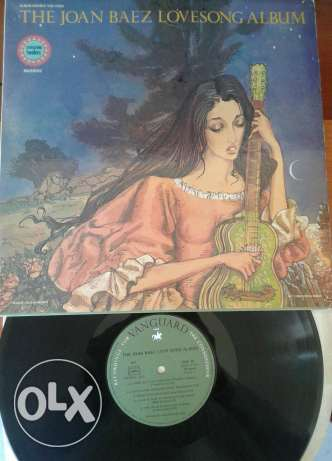 Joan baez - Vinyl records