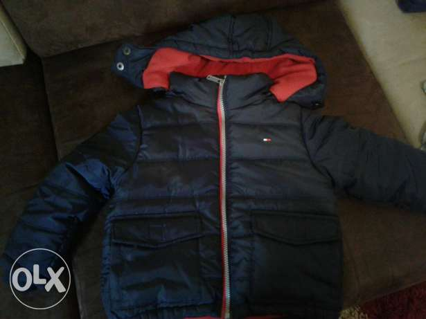 Tommy jacket boys 4 years