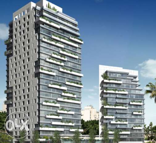 Under construction project in Hamra