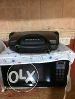microwave..grill.. 2 camera