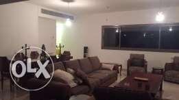 Furnished Apartment for rent in Achrafieh ,135qm#1078