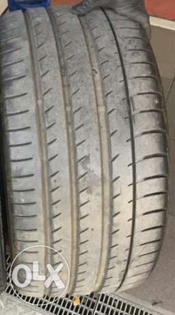 Yokohama 295/30R19(ONLY 1 TIER)