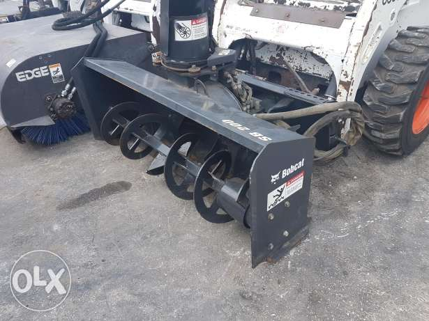 Bobcat Snow Blower attachment