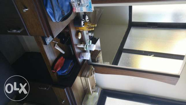 Bed room and wardrobe