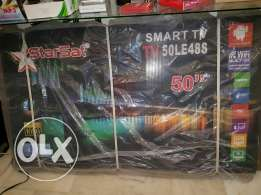 starsat tv led full hd smart tv 50 inch