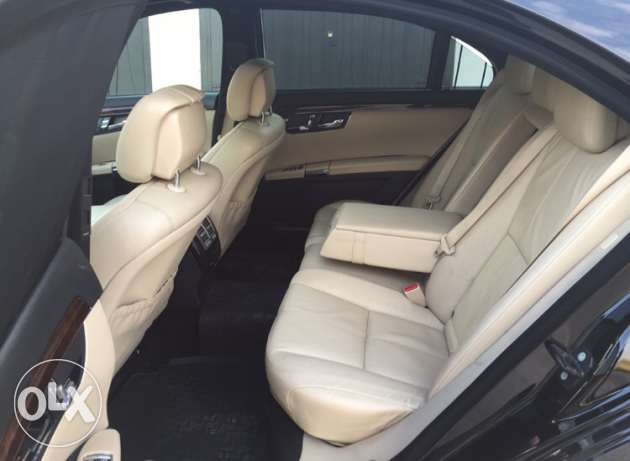 mercedes s350 L look AMG, with plate number 97097 راس  بيروت -  8