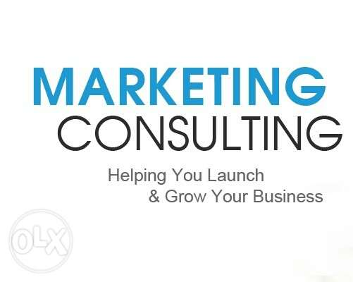 Marketing and business development consultant