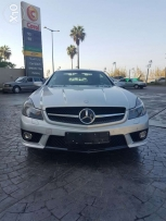 Mercedes sl500 facelift 2012