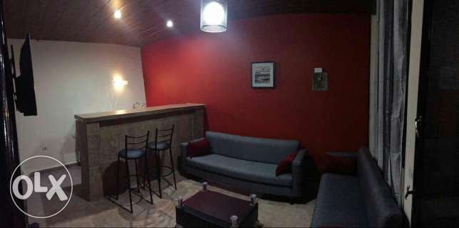 Duplex chalet for rent in hrajel/ faraya