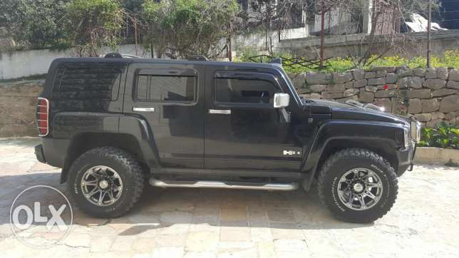 Hummer h3 special look