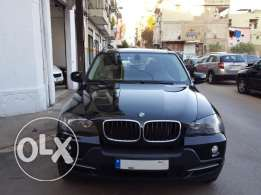 2007 BMW X5 3.0si Black/Black Leather 7 Seats Company Source 1 Owner