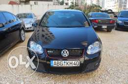 Golf GTI model2008 black/gray sunroof new tires