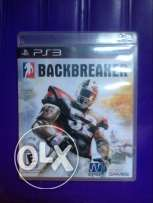 backbreaker ps3 for sale 15$ or trade