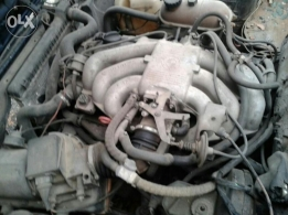 bmw engine 2.7 + diff 10.41 + vitesse manual 323.