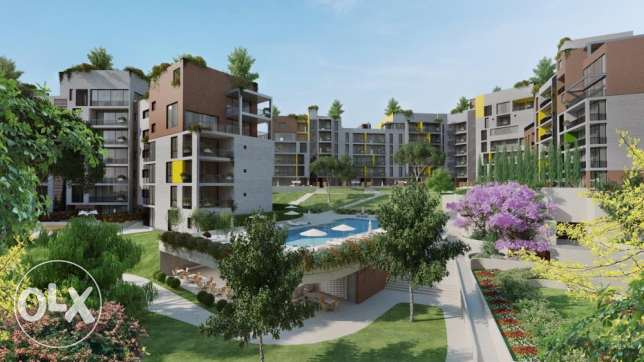 Under Construction apartment for sale - Beit Mery - 102 sqm
