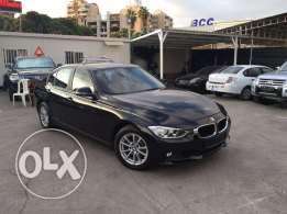 BMW 320 Black 2012 Fully Loaded in Excellent Condition!
