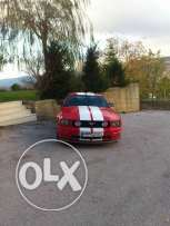 Red Mustang V8 4.6L