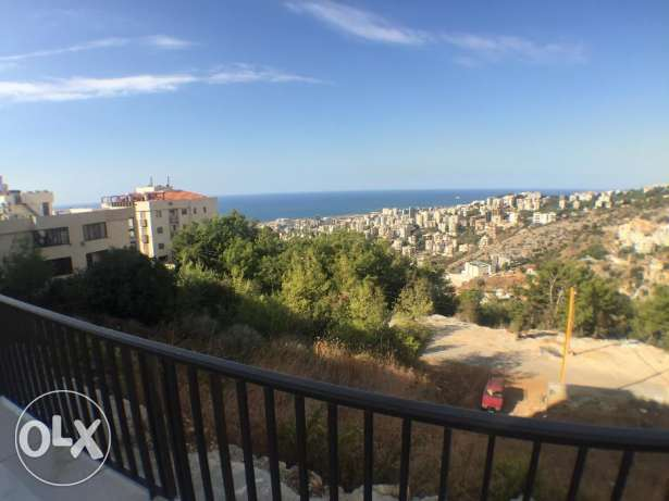 Bsalim- Apartment + 130sqm private terrace المتن -  1