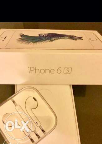 iPhone 6S white color like new أشرفية -  1