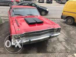 dodge dart 4 barrel