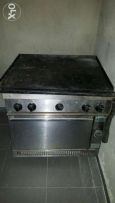 Grill and oven stainless غريب و فرن غاز ستنلس