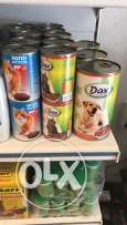 cat and dogs food