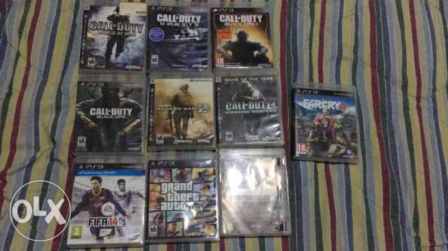 original video games for ps3