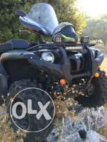 Yamaha Grizzly 700 FI Auto 4X4 EPS Special Edition 2013