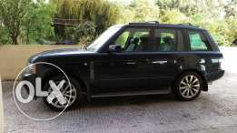Range rover 2006 look 2010 supercharged autobiography