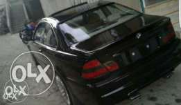 Bmw 323 coupe look m3