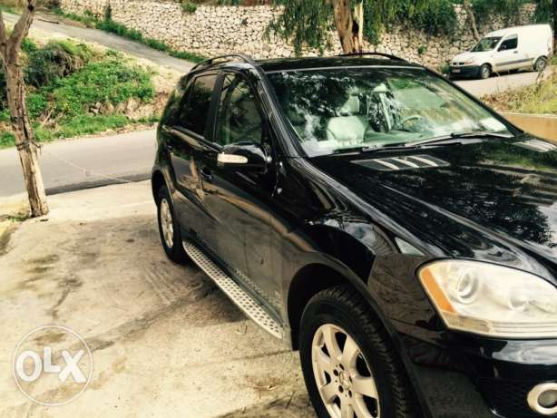 mercedes ml 2006 in very good condition