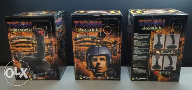 Tigon JoyStick