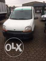 renault kangoo fridge from germany lmported