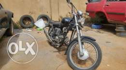 Motorcycle For sale or trade with a car